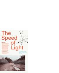 The Speed of Light / Mels van Zutphen / 9789492051257